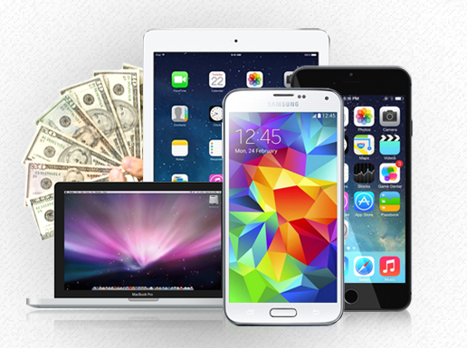 Tech Nyc Cash Get Paid Electronics Old New